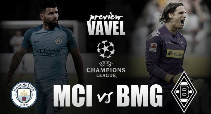 Manchester City vs Borussia Mönchengladbach Preview: Pep Guardiola looks to get off to winning start in elite competition