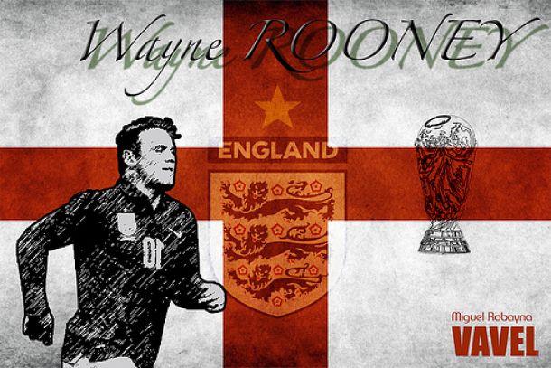 Perfil Brasil 2014: Wayne Rooney