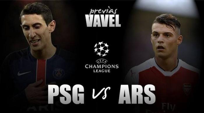 PSG - Arsenal: così lontani, così vicini