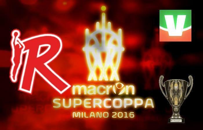 Supercoppa Italiana 2016, alla scoperta delle partecipanti. Ep. 3: Grissin Bon Reggio Emilia