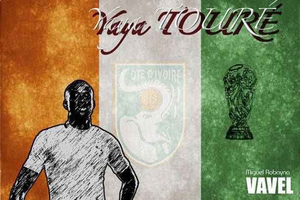 Perfil Brasil 2014: Yaya Touré