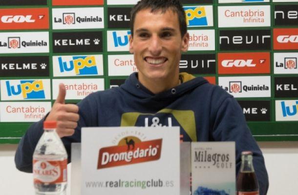 """Borja San Emeterio: """"Fue un día muy especial para mí y estoy contento por el debut"""""""