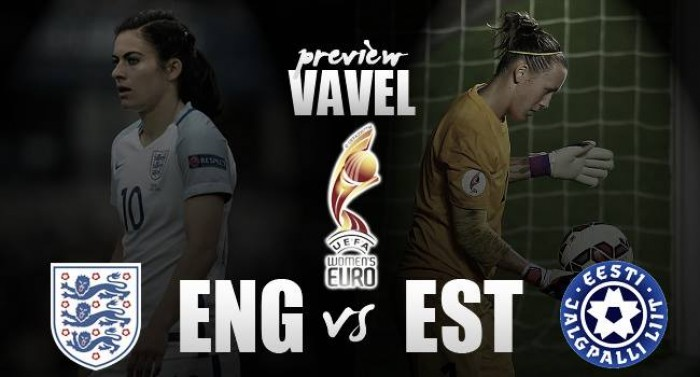 UEFA Euro 2017 Qualifier - England - Estonia Preview: Can the Lionesses top Group 7?