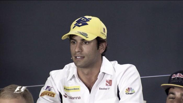 """Felipe Nasr: """"Singapur es difícil tanto para el coche como para el piloto"""""""