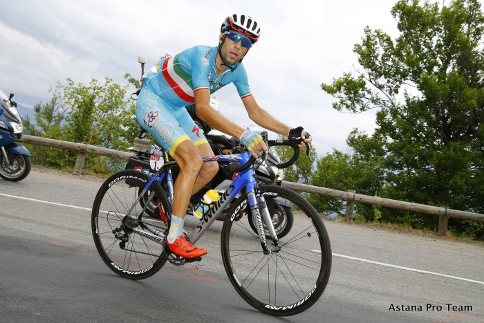 Nibali no se iría solo de Astana