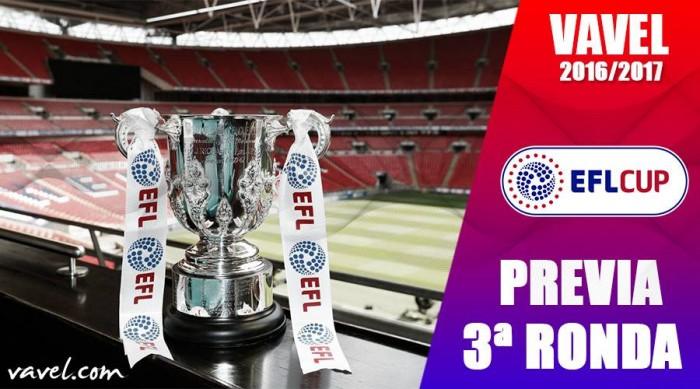 Previas de los partidos de EFL Cup del martes 20 de septiembre