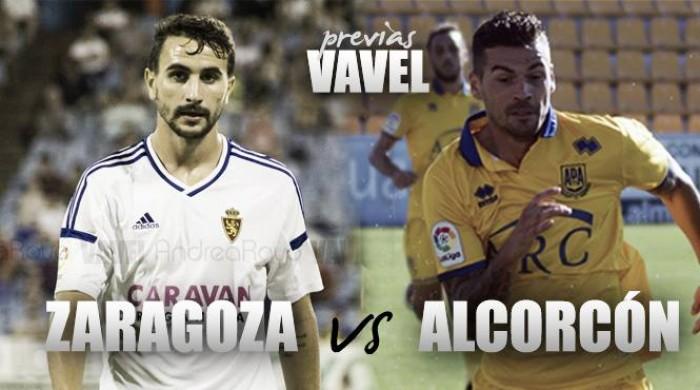 Real Zaragoza – Alcorcón: volver a creer