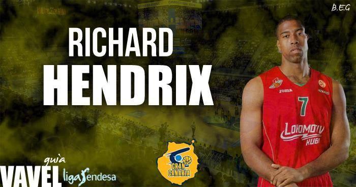 Herbalife Gran Canaria 2016-17: Richard Hendrix, con la cabeza en su sitio