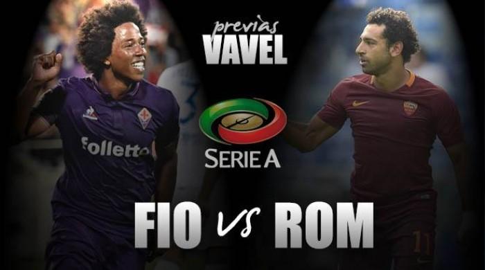 Fiorentina, si chiude la 4a giornata contro la Roma