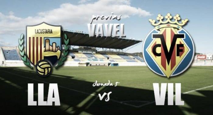 Previa UD Llagostera - Villarreal B: En busca de la segunda victoria consecutiva