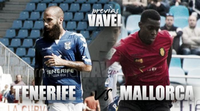 CD Tenerife- Real Mallorca: La ilusión de ganar