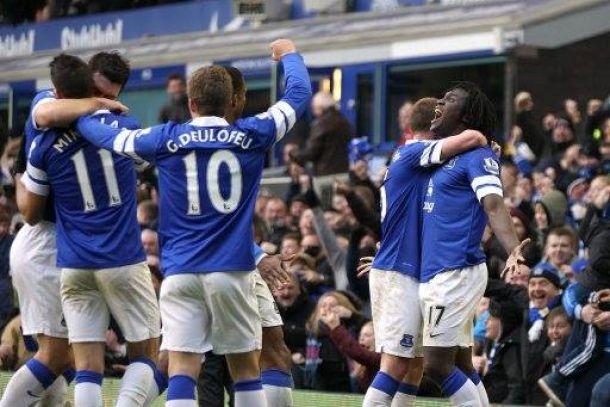 Resumen temporada del Everton 2013/14: remar para morir en la orilla
