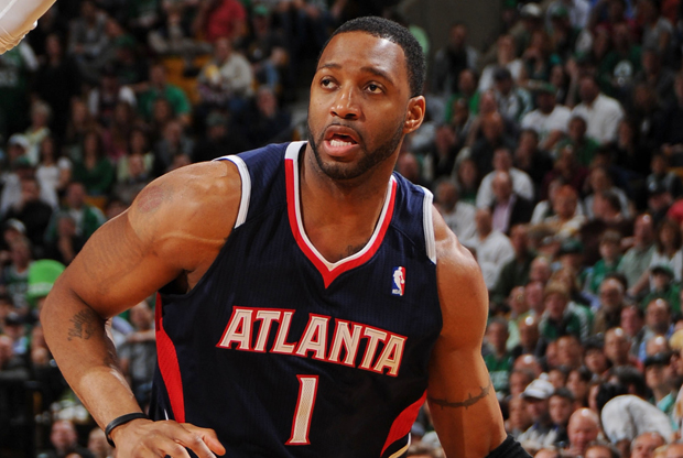 Tracy McGrady se marcha a China