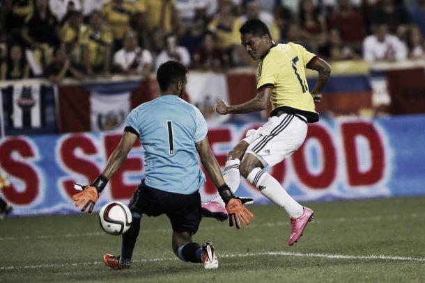 Colombia 1- 1 Perú: empate a uno previo a las Eliminatorias