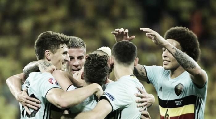 Svezia-Belgio 0-1, le voci del post partita