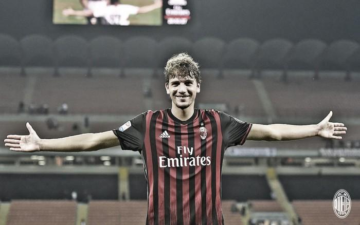 """Promessa da base, Locatelli celebra primeiro gol pelo Milan: """"Eu não podia acreditar"""""""