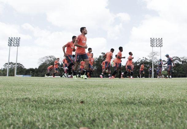 Sport entra em reta final de preparação para duelo contra Grêmio