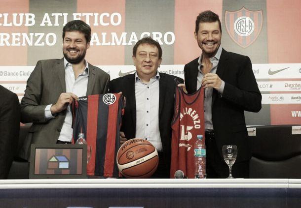 San Lorenzo jugará la Liga Nacional de Básquet