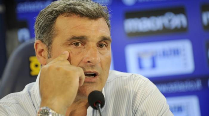 Lazio, Peruzzi si presenta: