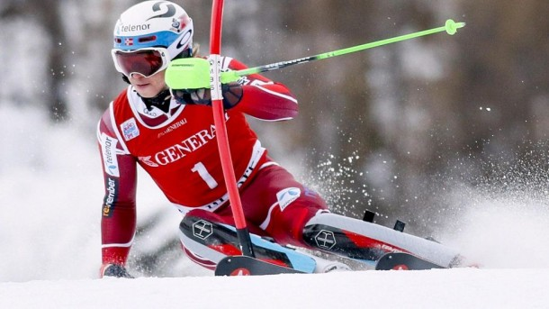 Alpine Skiing: Kristoffersen and Vlhová Win Slaloms In Val d'Isère and Åre