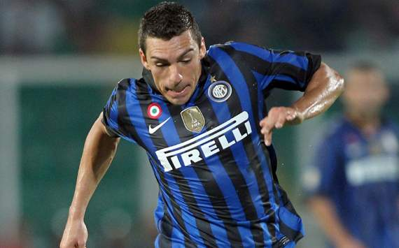 Lucio dice addio all'Inter