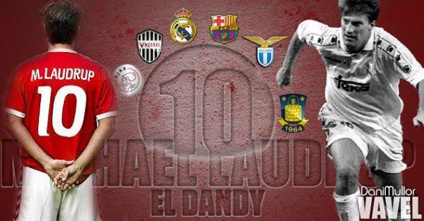 Michael Laudrup, el dandy del fútbol