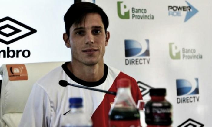"""Augusto Solari: """"Es un gran premio a lo que fue una buena temporada"""""""