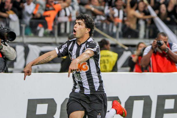 Luan rejeita o rótulo de 12º jogador e mira titularidade no Atlético-MG
