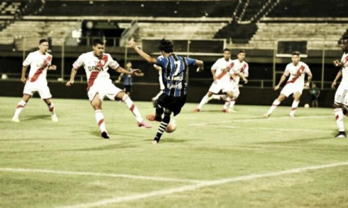 Los pibes se despidieron de la Libertadores Sub-20