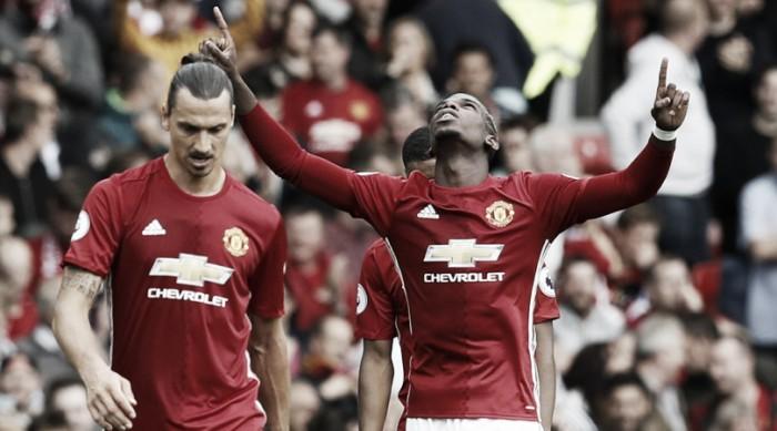 Manchester United - Mou, Pogba è davvero un mediano?
