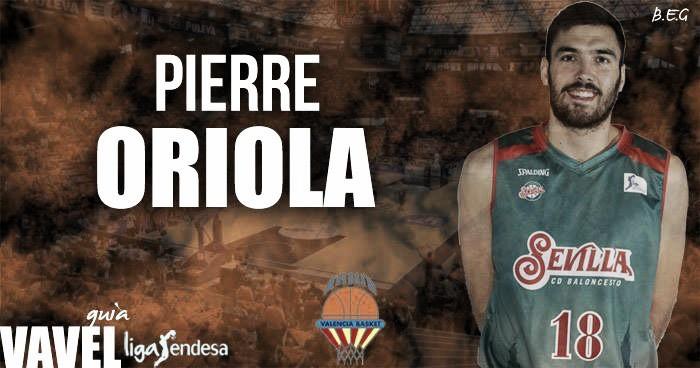 Valencia Basket 2016/17: Pierre Oriola