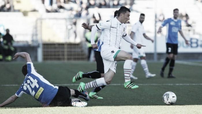 Serie B: la Ternana sbanca al Piola, Novara battuto 1-2 grazie ad una doppietta di Palombi