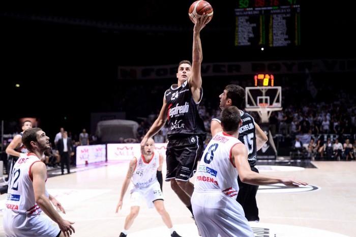 Basket - Serie A2, ottimo avvio per Virtus e Fortitudo Bologna. Ad ovest si vince solo in casa