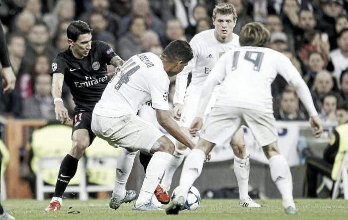 Liga dos Campeões: Meio campo do Real Madrid à lupa