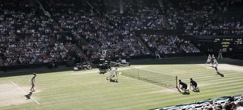 El tenis británico prepara su regreso a las pistas