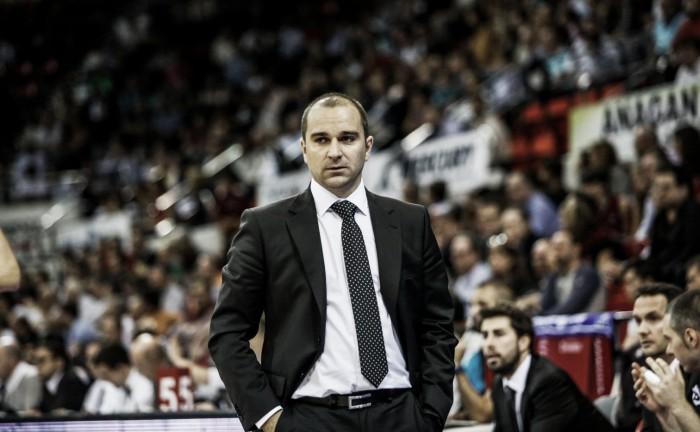 """Carles Duran: """"Hemos jugado a un nivel de equipo de Euroliga"""""""