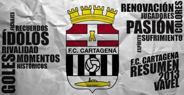 FC Cartagena 2013: de Gómez a de Paula