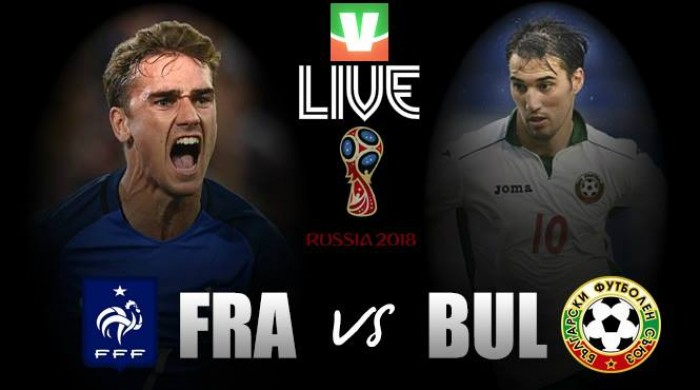 Francia-Bulgaria, le probabili formazioni e dove vederla in tv e streaming