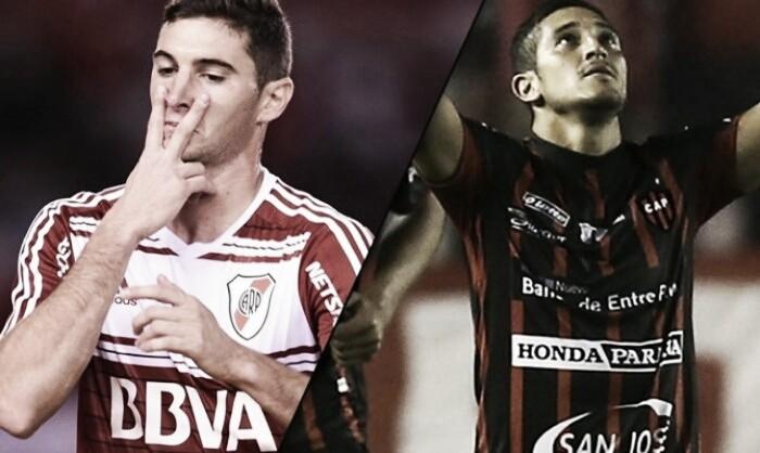 Historial entre Patronato - River Plate