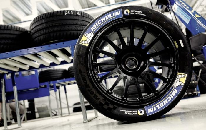 Michelin, proveedor oficial de neumáticos de la Copa del Mundo FIM Moto-e