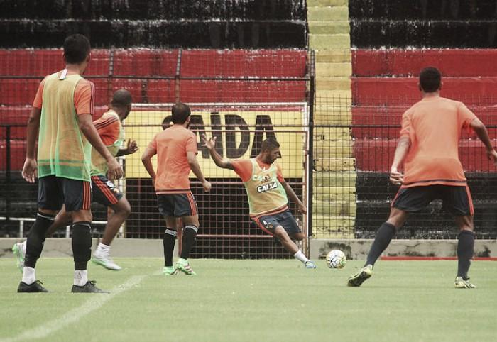 Thiago Gomes coloca Sport mais experiente para duelo de volta contra Aparecidense