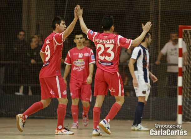 Hércules San Vicente vuelve a caer en Copa frente a ElPozo Murcia