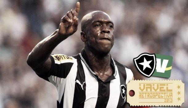 Botafogo 2013: campeão carioca e a vaga para a Libertadores