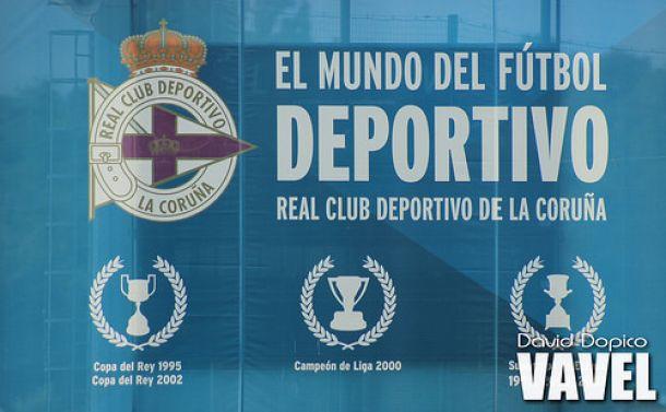 Plantilla y dorsales del Deportivo de la Coruña 2014-15