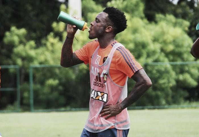 Atacante Rodney Wallace é regularizado e pode estrear pelo Sport contra Botafogo