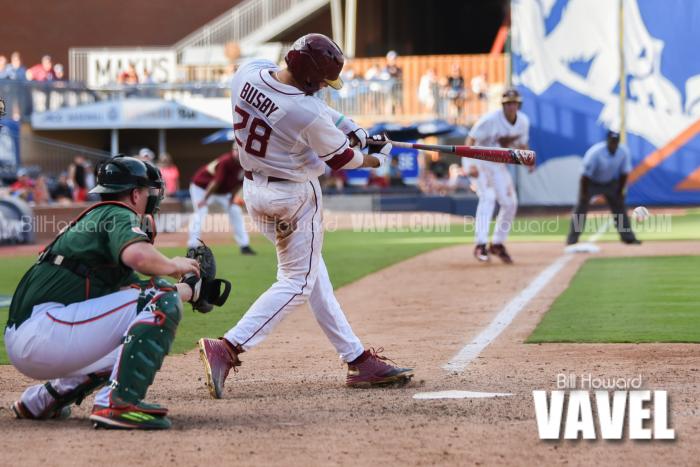 2016 ACC Baseball Tournament: Florida State survives comeback; upsets Miami 5-4
