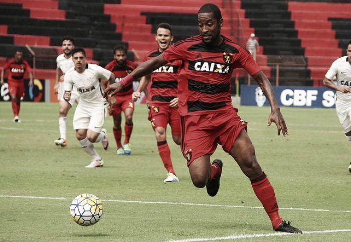 Edmilson segue como titular e Sport está definido para buscar primeira vitória no Brasileiro
