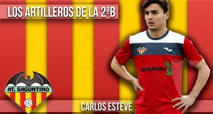 'Los Artilleros de la 2B': Carlos Esteve