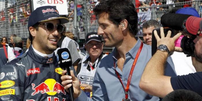 Mark Webber afirma que Ferrari tem sido a equipe mais decepcionante da temporada