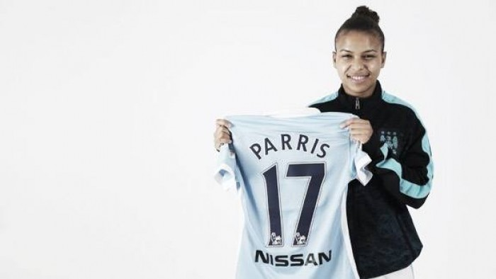 Manchester City Women complete permanent signing of Nikita Parris